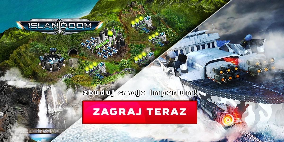 Nowy świat i graficzny upgrade w Islandoom
