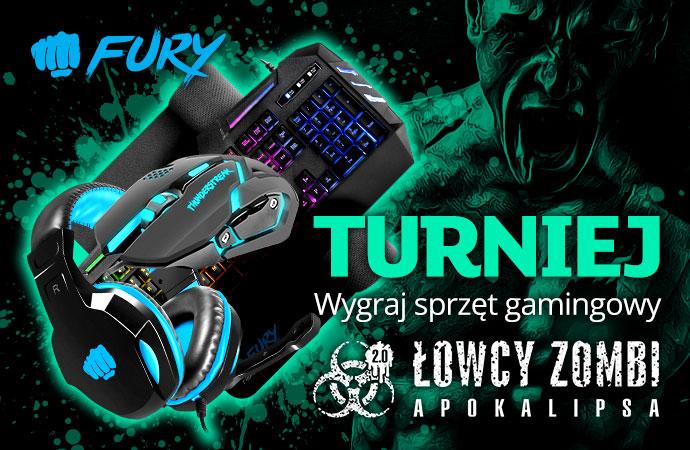 Łowcy Zombi - Turniej Aktywności Fury