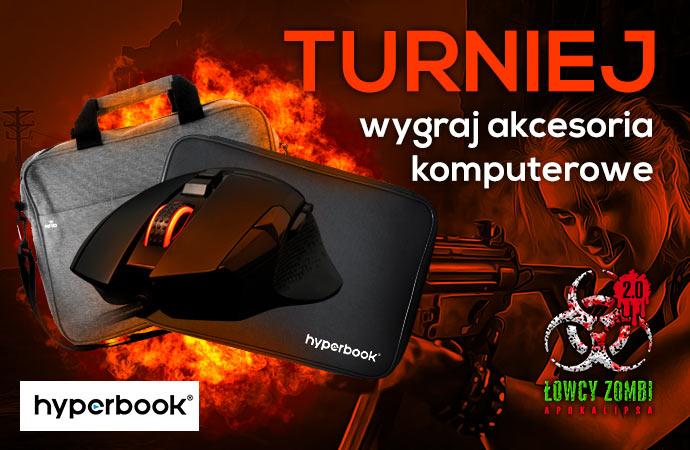 Turniej Hyperbook w Łowcach Zombi