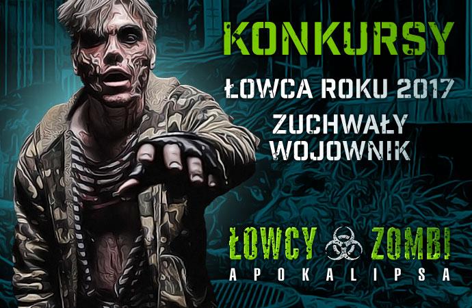 Wygraj multitool Leartherman i tytanowy nieśmiertelnik w grze Łowcy Zombi: Apokalipsa!