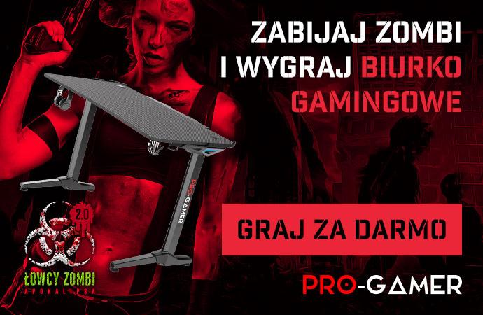 Turniej Pro-Gamer w Łowcach Zombi