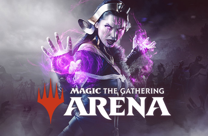 Grałeś już w Magic The Gathering Arena?
