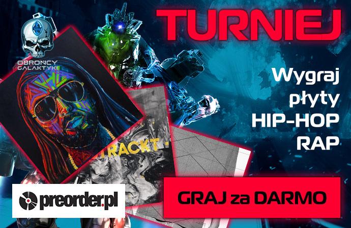 Turniej Aktywności Preorder.pl w grze Obrońcy Galaktyki