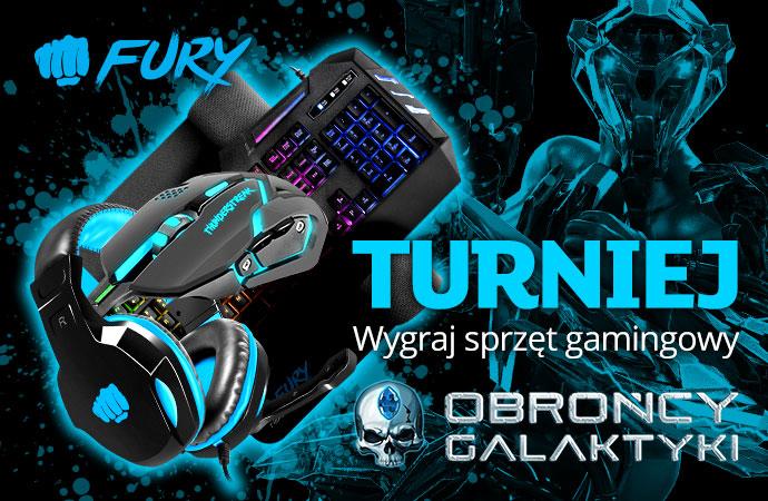 Obrońcy Galaktyki - Turniej Aktywności Fury