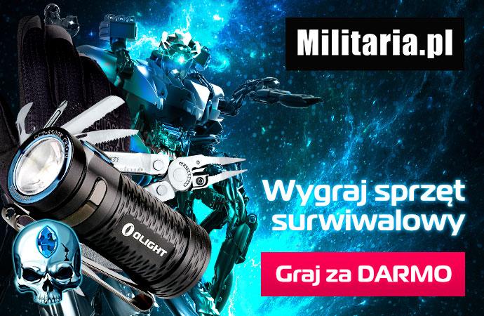 Obrońcy Galaktyki: Turniej Aktywności Militaria.pl