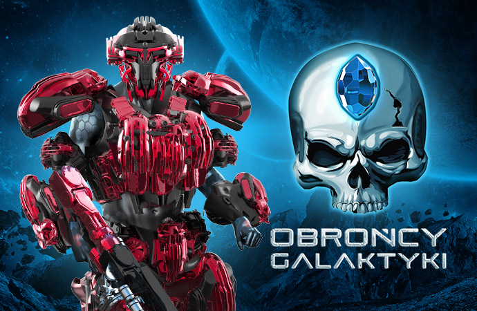 Nowa gra MMO Obrońcy Galaktyki - przeżyj kosmiczną przygodę!