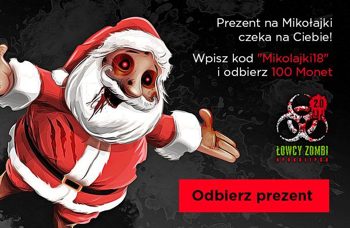 Łowcy Zombi: Skrzynka Mikołaja i Skrzynka Świąteczna